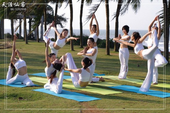 于是古印度瑜伽修行者根据动物的姿势观察,模仿并亲自体验,创立出一
