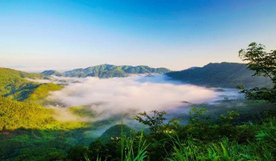 海南省白沙黎族自治县三十年变迁