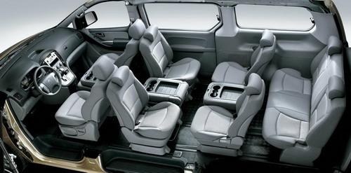 现代h1-厢式旅行车 剑指福特全顺等豪华mpv车型