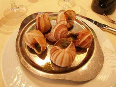 蜗牛大餐的前世今生图片
