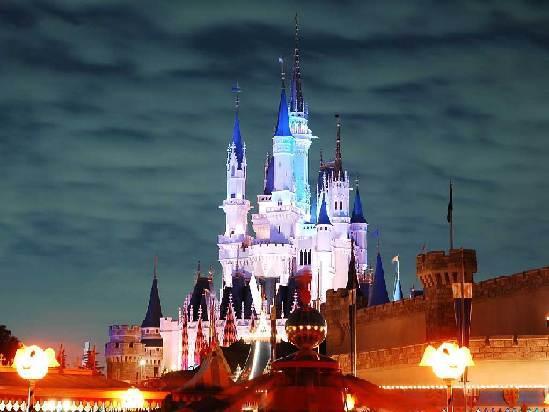 童话乐园东京迪尼斯 穿越梦幻城堡的乐园(4)图片