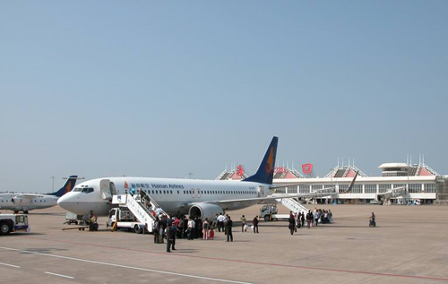 海口美兰机场做好充分准备迎春运