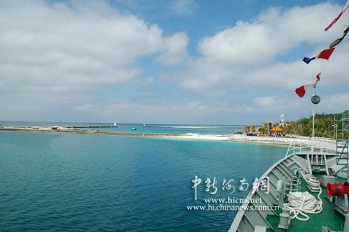 鹤壁市南海港湾照片