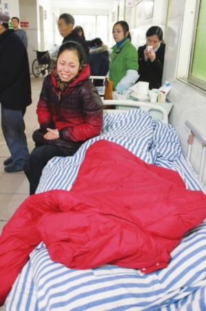 13岁女孩医院输液后猝死 留遗言嘱咐妈妈坚强