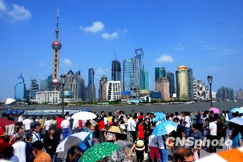 上海东方明珠(资料)