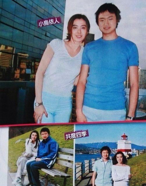 王祖贤小19岁男友照片曝光 疑整容回春盼结婚 图