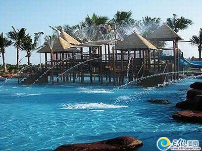 地理位置:官塘温泉休闲中心地处海南岛东部,位于东经110.