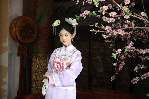 甄嬛前传 少女甄嬛 筹拍 演员定妆照曝光 图图片
