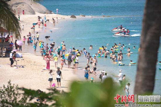 陵水分界洲岛开通三亚来回免费班车