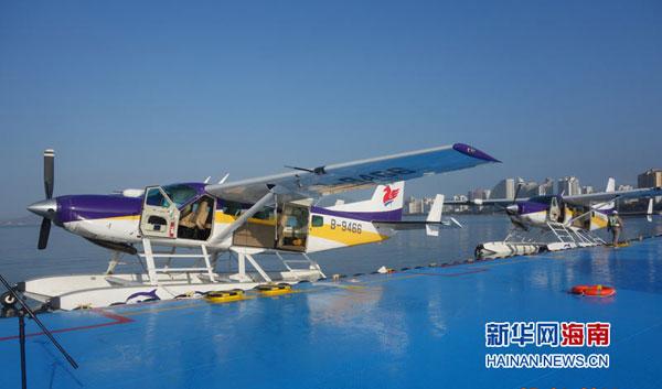 塞斯纳208水陆两栖飞机