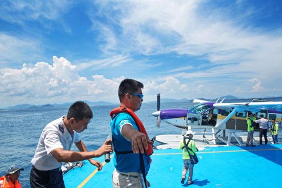 三亚国际水上飞机项目