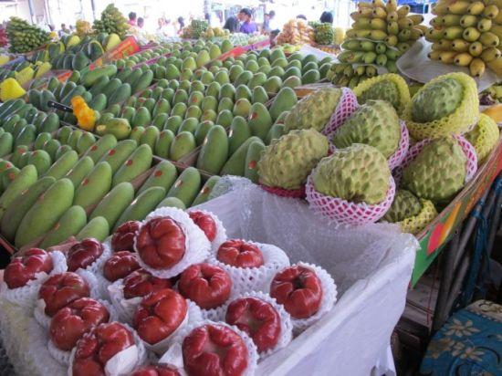 温州春天的水果
