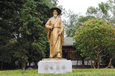 儋州东坡书院. 舒晓 摄图片