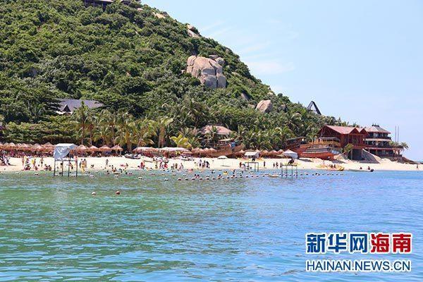 中秋节:陵水分界洲岛推门票优惠活动