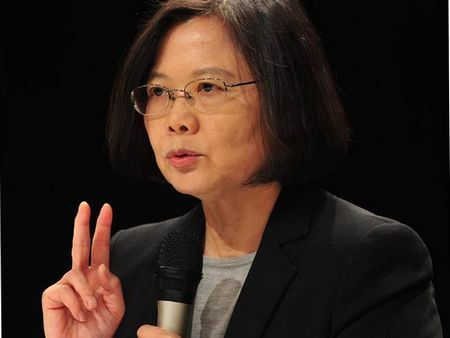 民进党2016台湾地区领导人候选人蔡英文