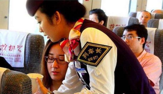 """世界首条环岛高铁在海南开通运营在即,粤海客运动车队""""90后""""乘务员"""