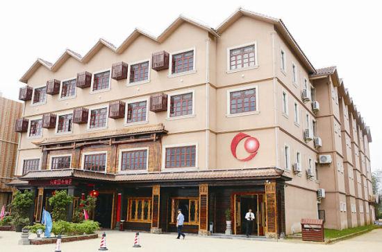 聚餐饭店钢结构框架设计