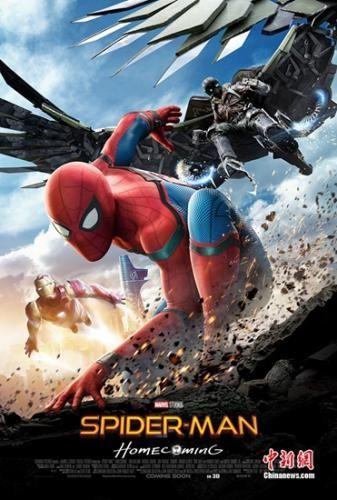 《蜘蛛侠:英雄归来》续集将接档《复仇者联盟4》