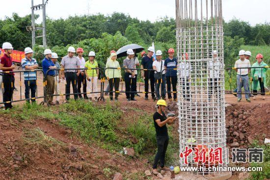 扎实推进品质工程建设,努力推海南省重点公路项目建设质量指标再上新