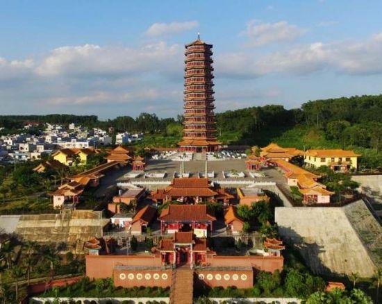 澄迈举行首届海南药师佛·长寿旅游文化节