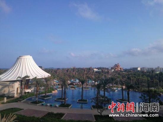 海棠湾亚特兰蒂斯完善硬件设施 准备迎全球游客