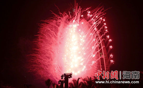 三亚海棠湾亚特兰蒂斯度假区启幕
