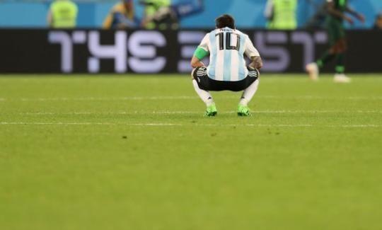 世界杯花絮 英媒 组建 最差球员联队 梅西穆勒在列