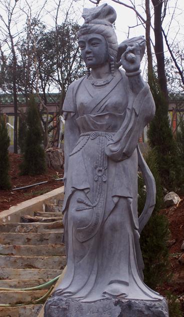 莆田雕塑过程步骤图片