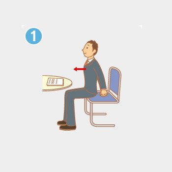 办公室拉伸运动图解大全(2)