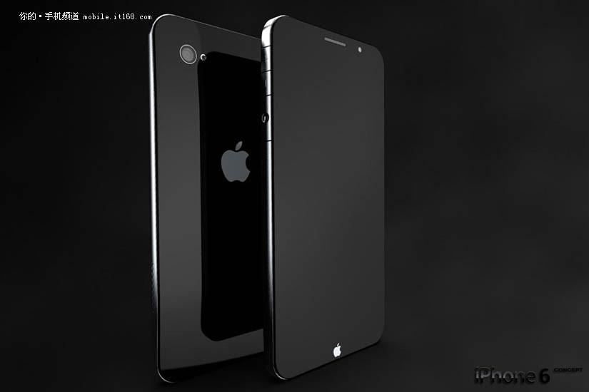 回归不锈钢合金边框 苹果iPhone 6概念图曝光 8图片