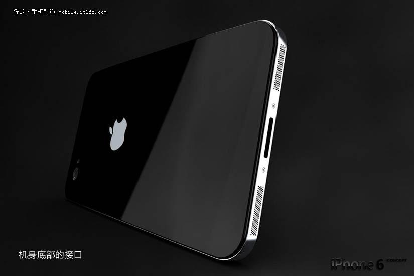 回归不锈钢合金边框 苹果iPhone 6概念图曝光 12图片