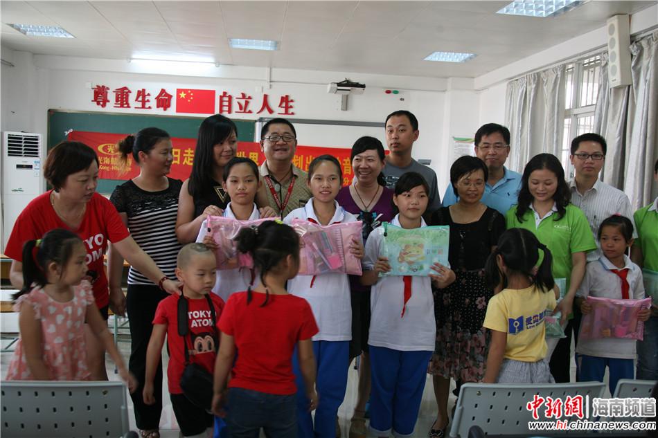 关爱聋哑儿童(8)