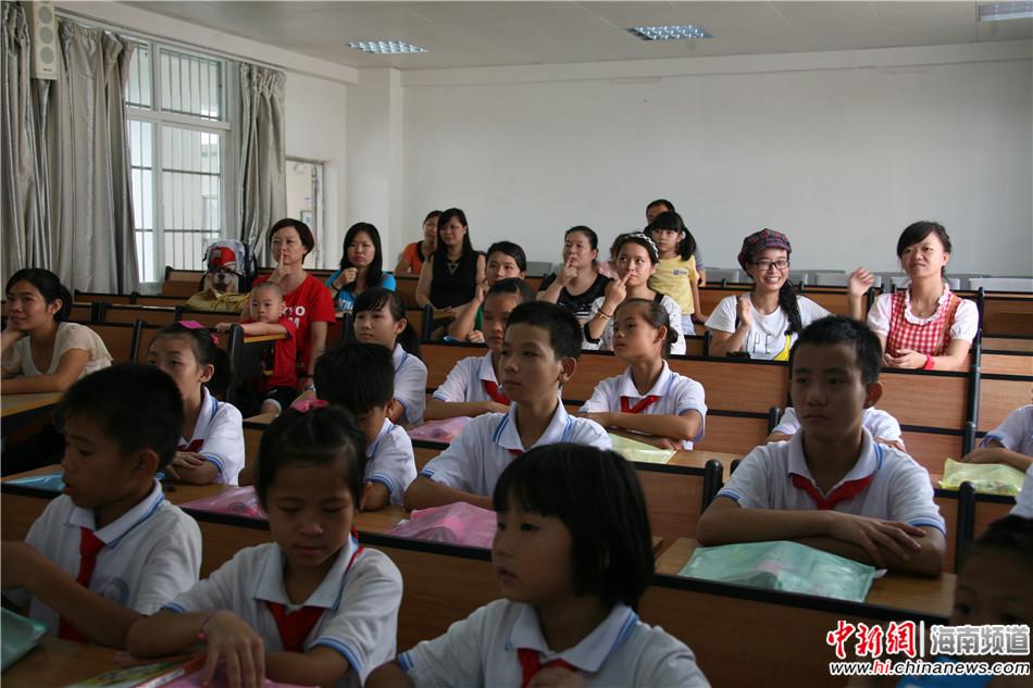 关爱聋哑儿童(13)