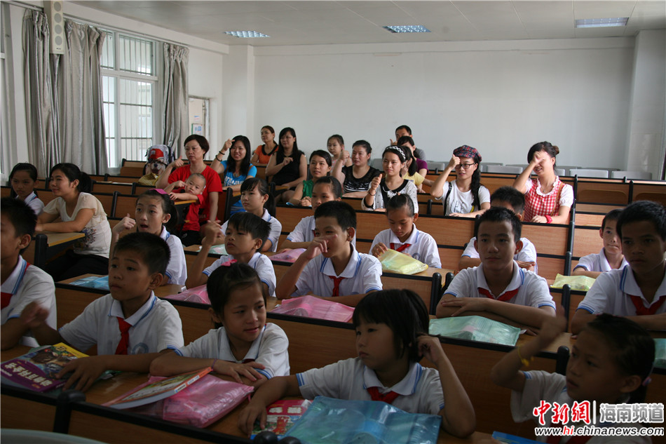 关爱聋哑儿童(15)