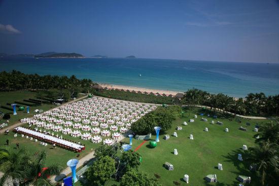 三亚亚龙湾红树林度假酒店位于海南省三亚市亚龙图片