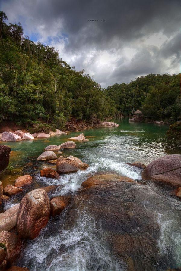 乐东/天然氧吧乐东雨林谷