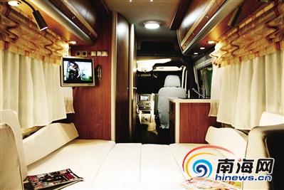 海南将设计26条房车露营旅游线路 露营地达76处