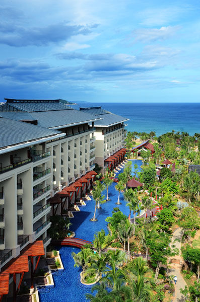 三亚海棠湾9号度假酒店推出特色蝎子宴