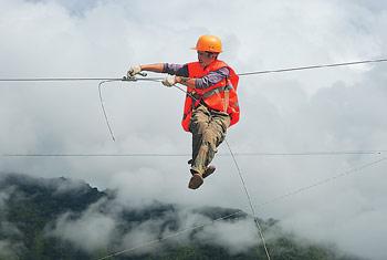光缆施工组织设计