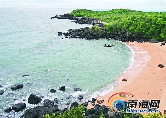 38万公顷,约占海南岛区域的保护区面积的35.