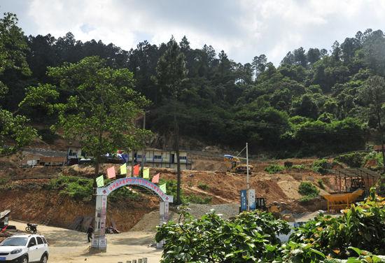 氧立方森林公馆:位居琼中县营根镇百花岭旅游风景区,预5月开盘,现