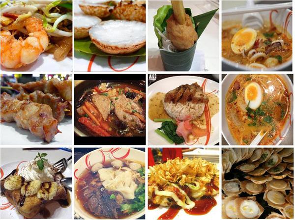 泰国美食,看图片就要舔屏了图片